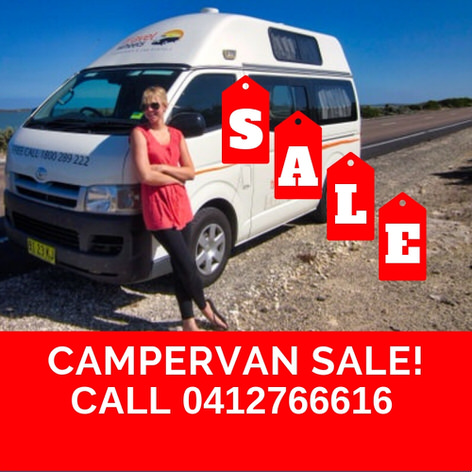 Campervan Hire Sydney Melbourne Special 3 days @ $25 per day!